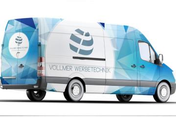 Fahrzeugbeschriftung Vollmer Werbedesign 01